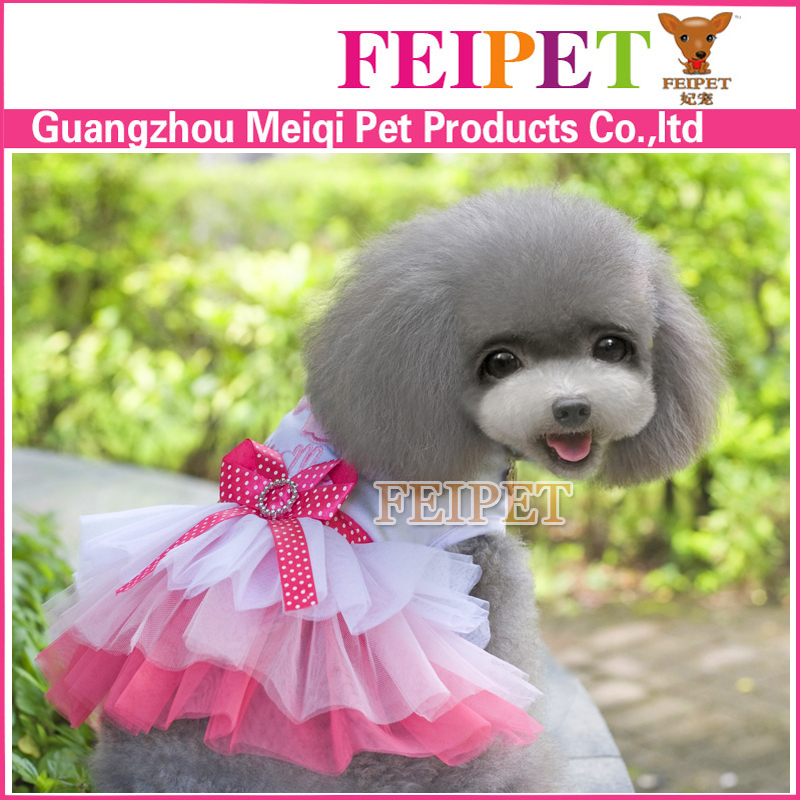 Good Price Dog Clothes Pet Summer Pet Dress Pretty Cute Japan Dog Clothes