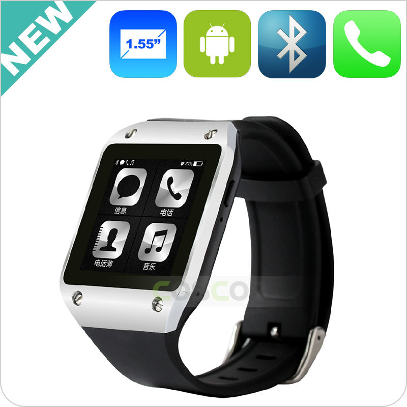Phone Sport Health Watch Support Android 4.4 Call Phone bluetooth watch mobile