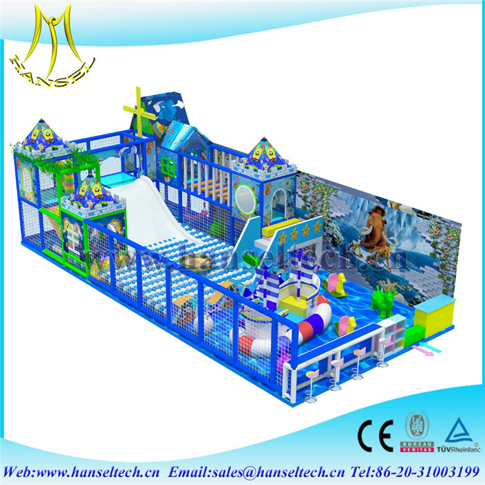 Hansel kids playing fun children s play equipment indoor soft playground