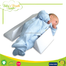 PP-09 Breathable Infant Baby Sleep Pillow Support Wedge