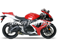 Aftermarket complete bodywork motorcycle fairing kit for GSXR600-750 K6 2006 gsxr 600 2007 fairing suzuki gsxr 600