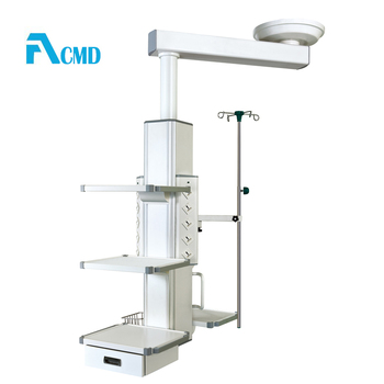 Medical gas outlet equipment medical pendants with gas outlet