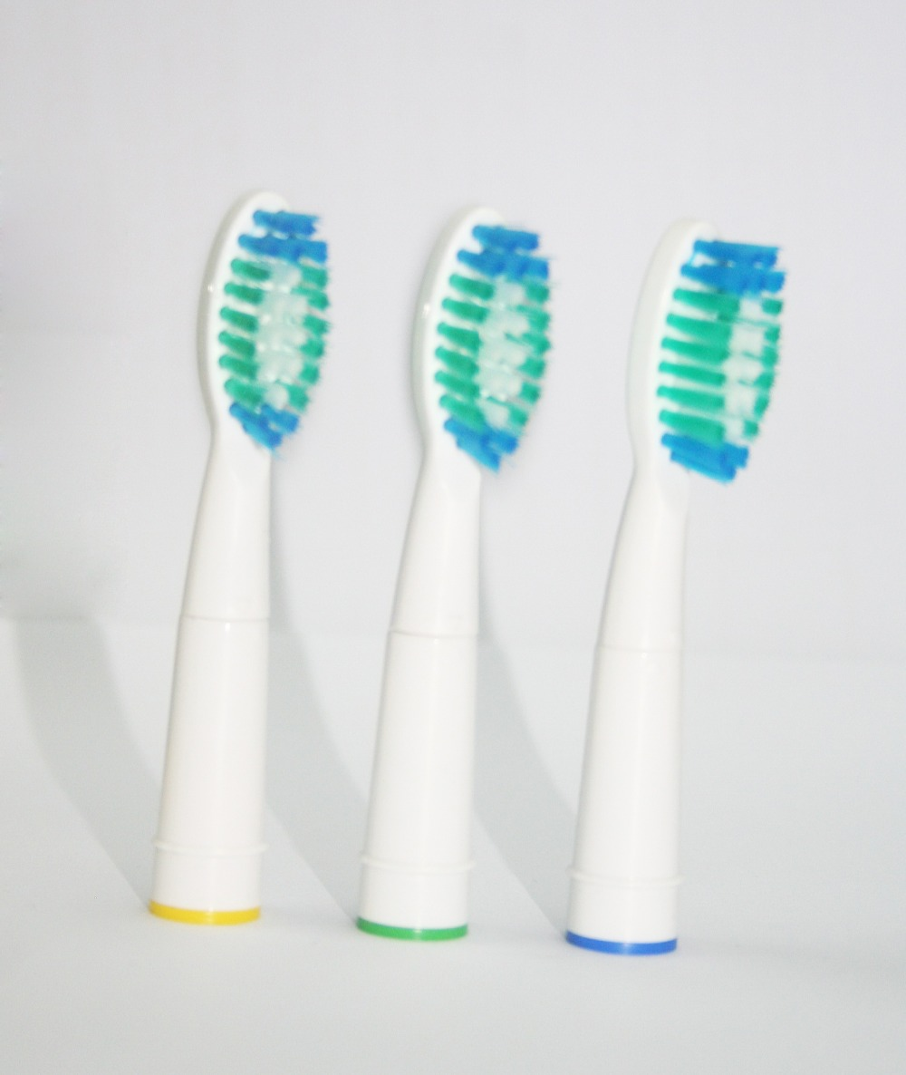 New design replacement toothbrush head compatible oral b toothbrush
