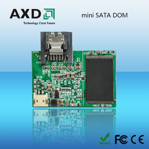small size ssd hdd 32gb sata dom for NVR