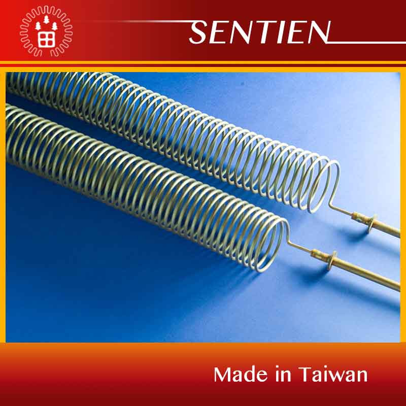 Iso 9001 Technology Nickel Chrome industrial coil heater heating element