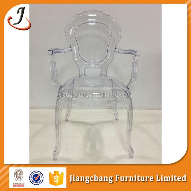 Crystal Armrest Belle Chair For Wedding JC-MH02