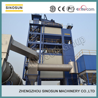 LB3000 large stationary bitumen production plant,bitumen production plant machinery for sale