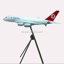 A380 Resin plane model,craft airplane model