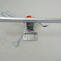 LED Mirror Light 5W 10W AC 100v -260V Modern AL Wall lamp Bathroom Lighting Waterproof