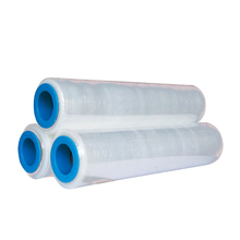 cheap hand lldpe stretch film roll