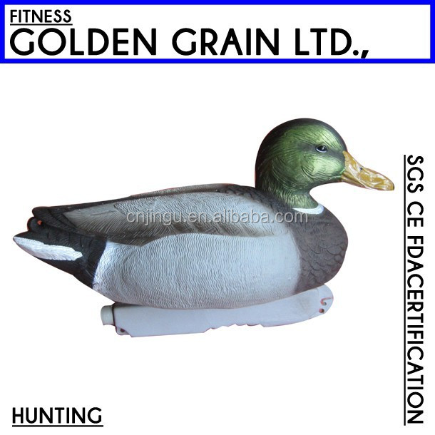 life-like plastic molds decoys for duck hunting