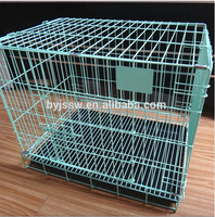 China Customized High Quality Cheap Stainless Steel Dog Cage For Sale