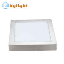 18W 225mm size square smd led lamp surface mounted panel light