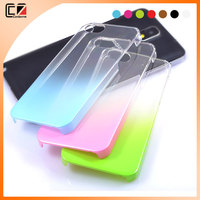 oil injection with gradual change case for iphone5S,so magic accessories for iphone5S
