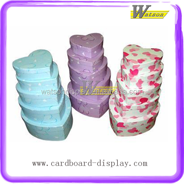 sliding paper gift box with window shipping box