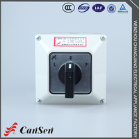 LW26-32 L-O-P IP65 CE Certificate switch with protective cover