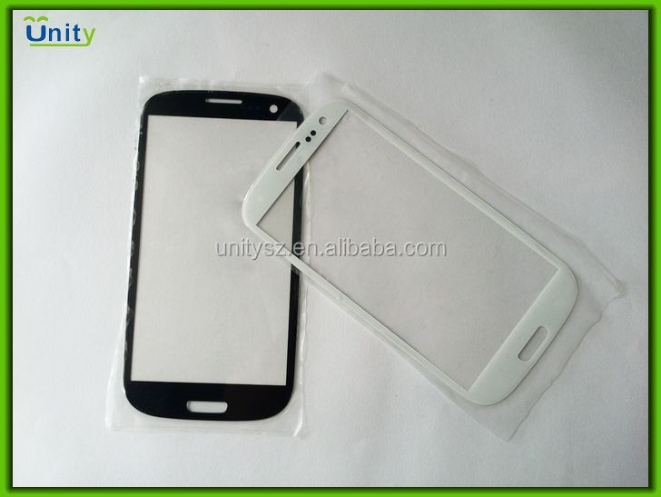 New front glass for Samsung i9300 Galaxy S III s3 lens replacement