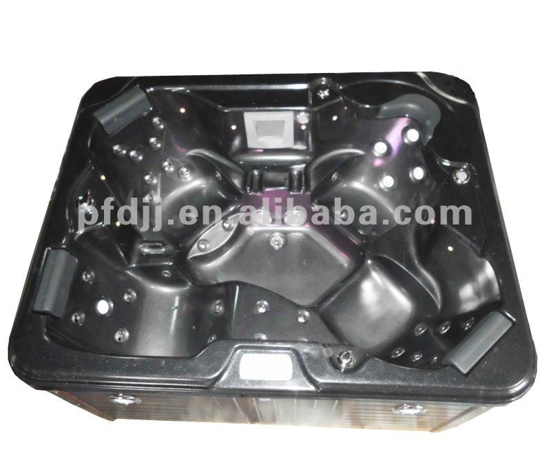 2010 New Style High Quality Outdoor Acrylic Hot Spa
