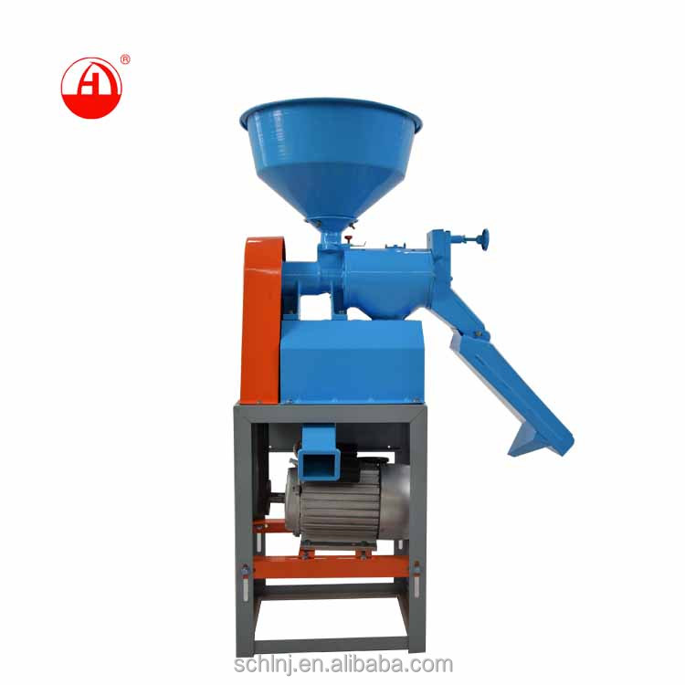 HELI price rice huller and pulverizer machine
