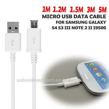 Micro USB Data Cable for Amazon Kindle Touch Keyboard samsung Nokia htc cable 1m 1.2m 1.5m 3m 3ft 5ft