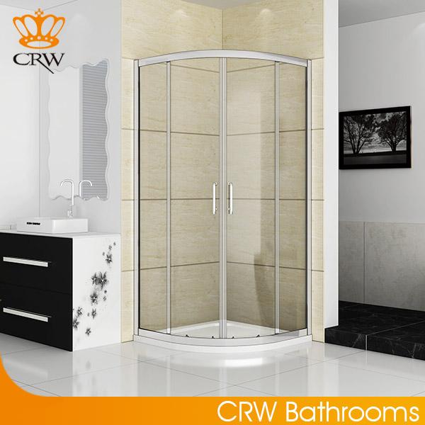 CRW FT6002 Cheap Corner Shower Bath Shower Combo