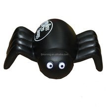 spider PU squeeze stress ball