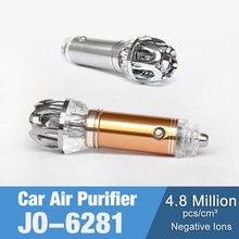 Import Promotional China Electronic Items (Crystal Car Air Purifier JO-6281)