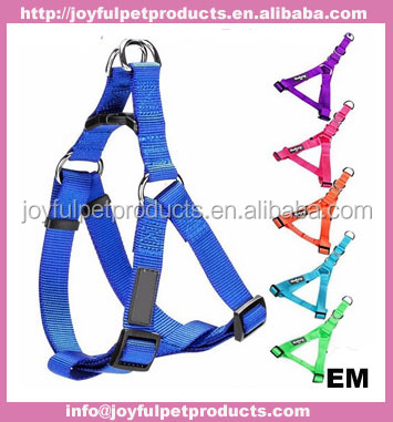 Car safety belt pet harness and leash body dog harness