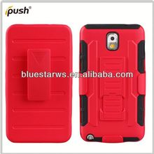 robot case for samsung galaxy note3 pc silicon for samsung galaxy note3