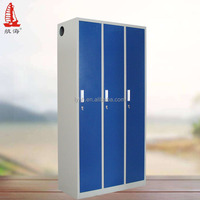 Large Changing Room Locker With Bench Steel Locker Room Bench