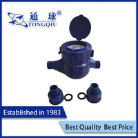 DN 15 Competitive Price Multi Jet Plastic ABS Cheap Water Meter