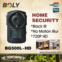 New product in 2015 player video wireless night vision home security IP CCTV hidden video camera with mobile control app
