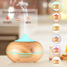 Portable house electric better homes aroma diffuser with bluetooth