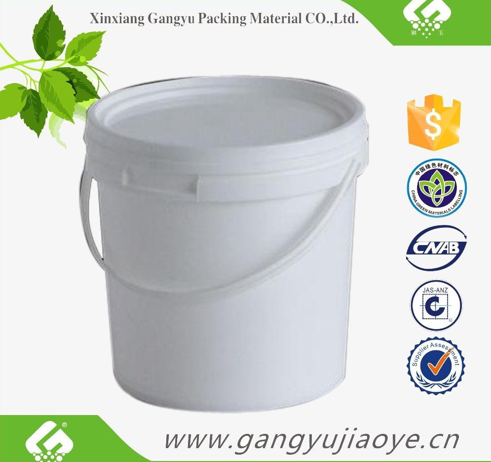 5 gallon bucket plastic food storage container