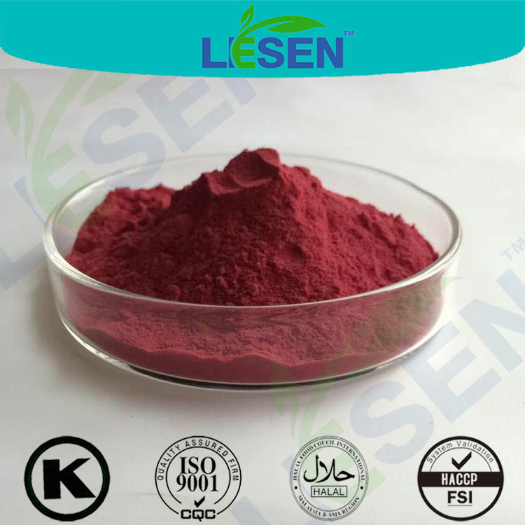 Factory Offer 100% Nutural Raspberry Extract Powder