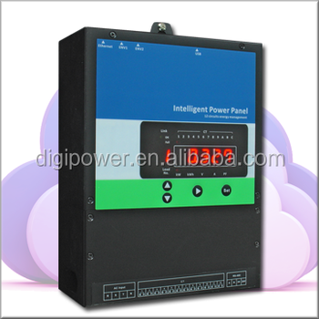 Branch Circuit Power Meter for Data Center / 12 Channels Monitoring