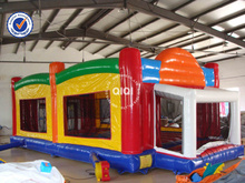 5 in 1 inflatable sports games on promotion