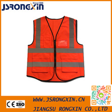 New popular mesh walking hunting safety vest reflective