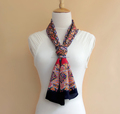 New arrival fashion ladies printed scarf