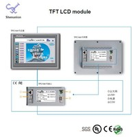 800x480 tft lcd display 7 inches tft lcd color monitor