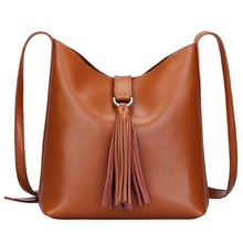 Wholesale Custom Genuine Leather Ladys Purse Handmade Cross Body Bag