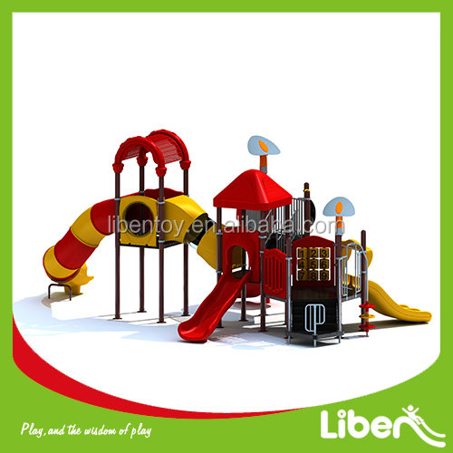 Most Popular Children Used Outdoor Playground Equipment With Slide,Park Games for Kids Sale