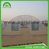 Plastic tunnel greenhouse for Sale