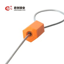 Hexagonal Cable Seal lock for protecting goods JCCS101