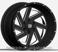 SUV alloy wheel rim 4x4 offroad wheels