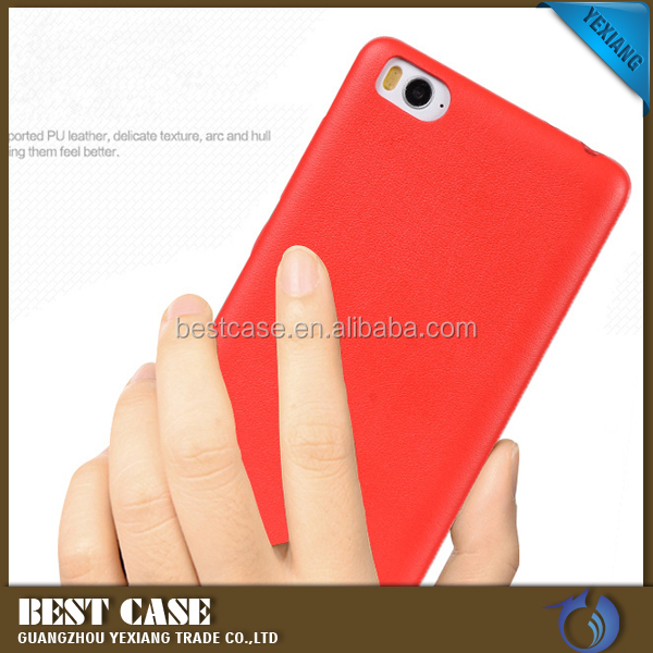 Alibaba Wholesale Anti-scratch Microfiber Lining Leather Case For Samsung Galaxy Note 3 Back Cover