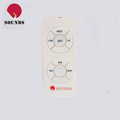 Multi frequency cloning remote control ceiling fan remote controller
