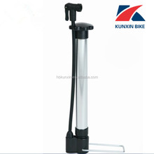 Wholesale price smart aluminum bike pump/mini portable bicycle air pump/hand bicycle pumps for sale