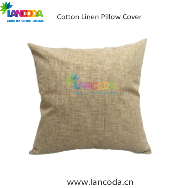 heat transfer polyester sublimation pillow case