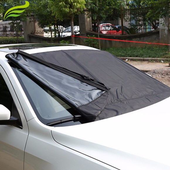 anti freezing snow proof car front windshield snow cover